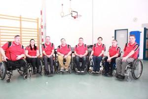 Rollstuhltischtennis